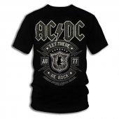 Ac Dc Tişört Let There Be Rock