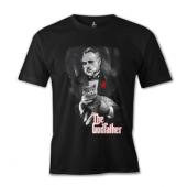 Büyük Beden The God Father Tişört