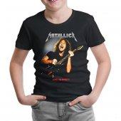 Metallica Kirk Hammett Çocuk Tişört