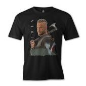 Vikings Tişört Ragnar