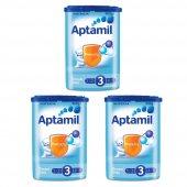 Aptamil 3 Devam Sütü 900 Gr (3lü)