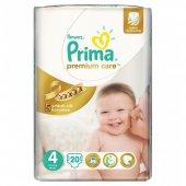 Prima Premium Care No 4 Maxi 20 Li