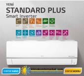 Lg Standard Plus Wi Fi'li 12.000 Btu Smart Inverter Klima