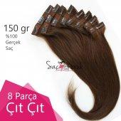 1. Kalite Gerçek Çıtçıt Saç