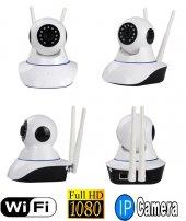 Angel Eye Full Hd Wifi Kablosuz Ip Kamera Bebek İzleme Çift Anten