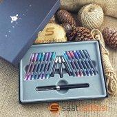 Steel Pen Kaligrafi Kalem Seti Özel Hediye
