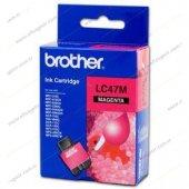 Brother Lc47m Pembe (Magenta) Orjinal Kartuş