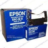 Epson Erc 38b Siyah (Black) Orjinal Şerit
