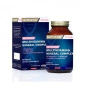 Nutraxin Multivitamin Mineral Kompleksi Kadınlara Özel 60 Tablet