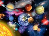 Ravensburger 300 Parça Güneş Sistemi Xxl Puzzle