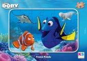 Kayıp Balık Dory 24 Parça Frame Çocuk Puızzle