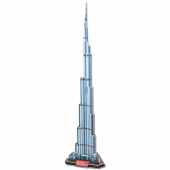 Cubic Fun 3d 92 Parça Burç Halife (Burj Khalifa) Puzzle