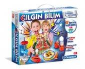 Clementoni Deney Seti Bilim Ve Oyun Çılgın Bilim