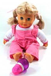 Vardem Komik Konuşan Oyuncak Bebek (40 Cm)