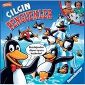 Ravensburger Türkçe Çılgın Penguenler Kutu Oyunu