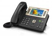 Yealink Sıp T29g Ip Phone 4.3 (480x272) Tft Color Lcd, 16 Sıp Lıne 2xgıgabıt Port Stand Usb, Support Bluetooth Headset Wallmt Wıth Psu