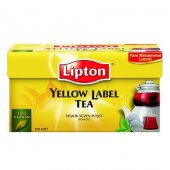 Lipton Yellow Label Demlik Çay 100lü