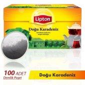 Lipton Doğu Karadeniz Demlik Poşet Çay 100lü