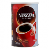 Nescafe Classic Hazır Kahve 1 Kg Teneke