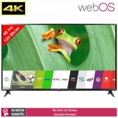 Lg 49uj630v 123 Ekran Webos 3.5 Dahili Uydu Smart Led Tv