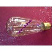 20 Adet Edison Style Rustik Lamba 40w E27 St 64