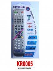 Akıllı Kumanda Uydu Tv Lcd Plazma Dvd Vcd Hom Aux