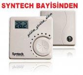 Syntech Syn 176 Rf Dijital Ekran Kablosuz Oda Termostatı