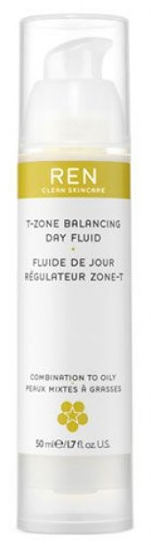 Ren T Zone Balancing Gel Cream 50 Ml