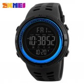 Skmeı 1251 Digital Erkek Kol Saati (Mavi)
