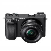 Sony A6300 16 50mm Kit Aynasız Dijital Fotoğraf Makinesi