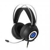 Frisby Gamemax Fhp G1470b Mikrofonlu Gaming Oyuncu Kulaklığı Gaming Kulaklık Işıklı Ledli 4d Sound