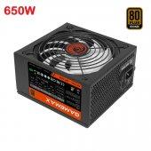 Gamemax 650w 80 Plus Bronze 14cm Fanlı Bilgisayar Güç Kaynağı Power Supply Psu