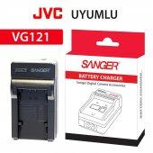 Jvc Gz Hm550 Gz Hm65 Gz Hm845 Şarj Aleti Sanger