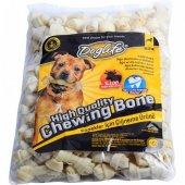 Dog Life Naturel Düğüm Kemik Köpek Kemirme 10 Gr X 100 Adet