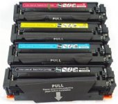 Hp Cf400a Sarı Muadil Toner (201a) Color Laserjet Pro M252 M277