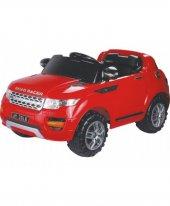 Babyhope Jy 20l8 Akülü Araba 12v Kırmızı