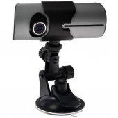 Soloner D220 Çift Kameralı Araç İçi Kamera+gps Anten Hediyeli