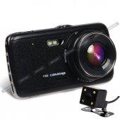 Soloner Sl90 Full Hd 1080p Çift Kamera Araç İçi Güvenlik Kamerası
