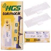Hgs Etiket Kabı (Hgs Takmatik) (2 Adet)