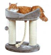 Trixie Kedi Oyun Evi Kedi Tırmalama Tahtası Direği 60 Cm, Gri
