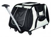 Trixie Pet Taşıma Çantası , 34x43x67cm , Siyah Gri