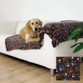 Trixie Köpekler İçin Polar Köpek Battaniyesi 150x100cm Koyu Kahve
