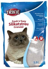 Trixie Kediler İçin Silika Kedi Kumu Granül Kum 8lt