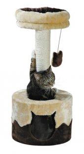 Trixie Kedi Oyun&tırmalama Evi 71 Cm, Bej Kahve