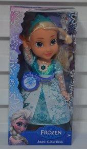 Frozen Elsa Bebek