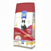 Paw Paw Tavuklu Yetişkin Kedi Maması 15 Kg