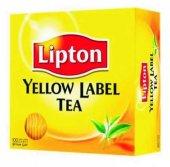 Lipton Yellow Label Bardak Poşet Çay 100lü Paket