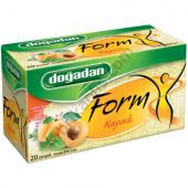 Doğadan Form Çayı Kayısı 20li Paket