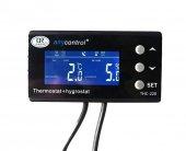 Rıngder Thc 220 Nem Ve Sıcaklık Termostatı
