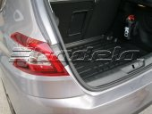 Peugeot 308 Bagaj İçi Koruma Paspası Havuzlu Araca Özel Tasarım